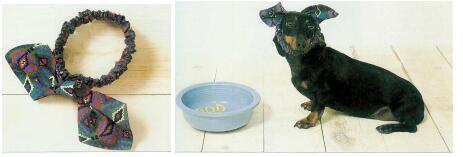 狗狗耳套的制作方法